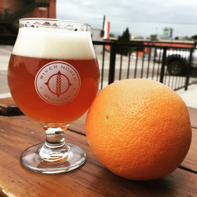 Cause everyone loves a grapefruit Belgian DIPA...
